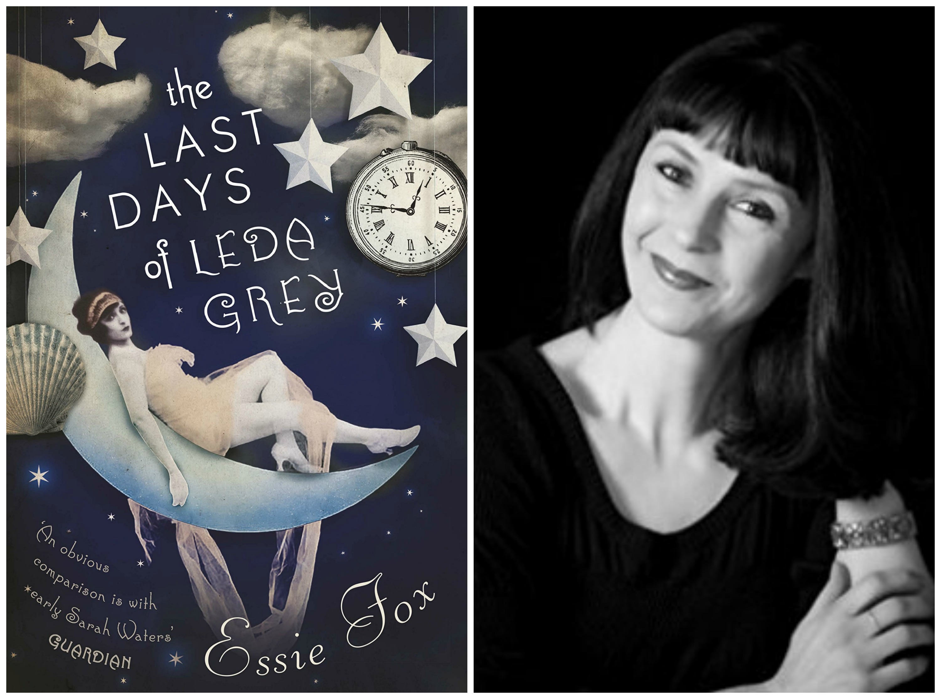 #Review: The Last Days of Leda Grey by Essie Fox @essiefox @orionbooks #amreading