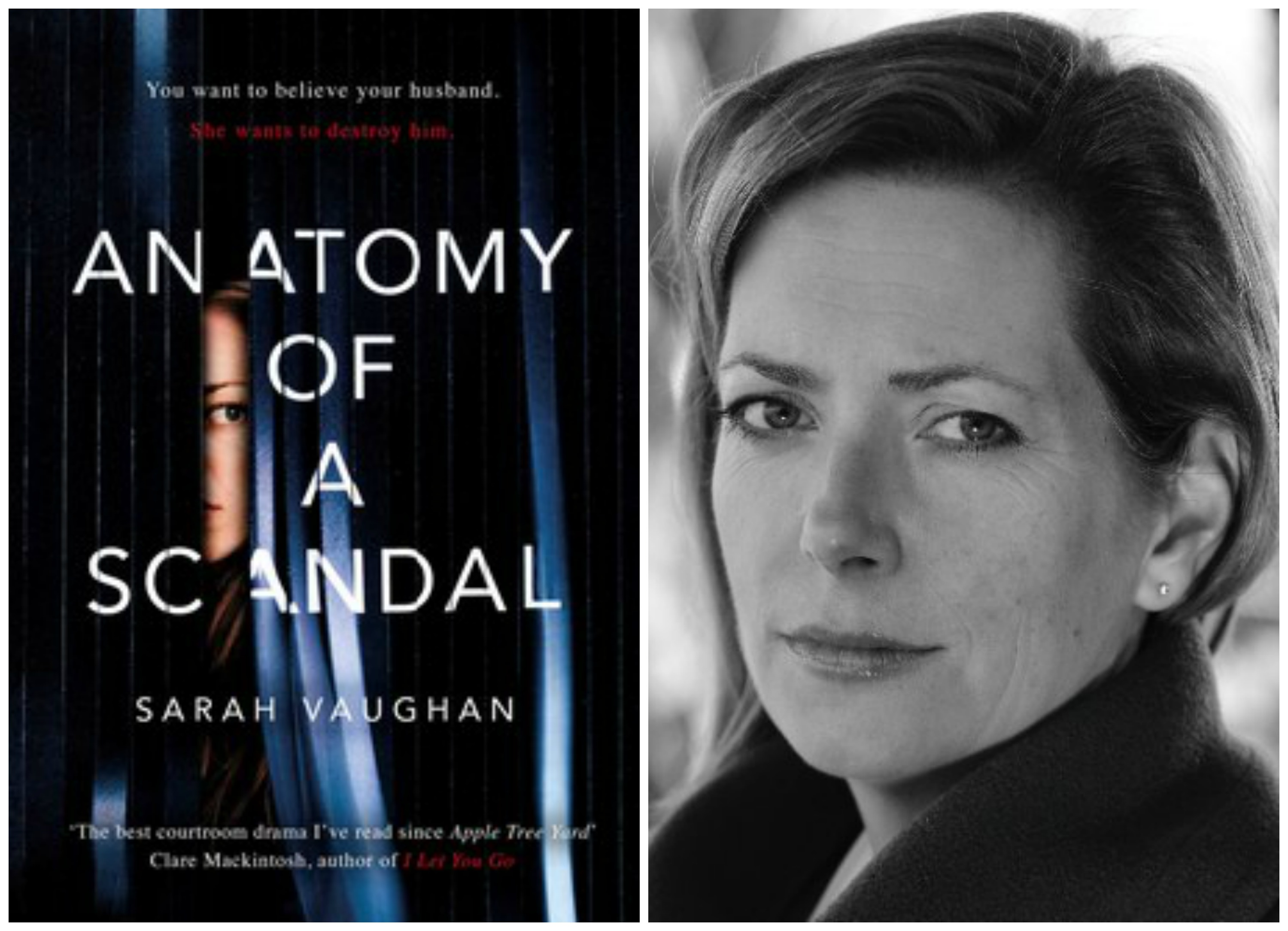 Review: Anatomy of a Scandal by Sarah Vaughan @SVaughanAuthor ...